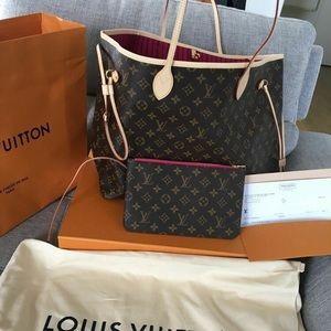 Handbags - 2019 Louis Vuitton Neverfull